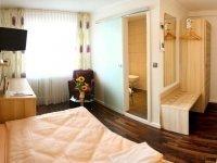 Komfort-Einzelzimmer, Quelle: (c) Hotel Restaurant Fröhlich
