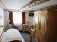 Einzelzimmer Komfort Landhausstill, Quelle: (c) Hotel Landgasthof Adler