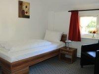 Einzelzimmer Komfort Nussbaum, Quelle: (c) Hotel Landgasthof Adler