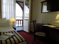 Comfort Einzelzimmer, Quelle: (c) Ringhotel Mutiger Ritter