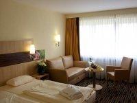 Komfort Plus Doppelzimmer, Quelle: (c) Kurpark-Hotel Bad Dürkheim