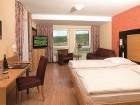 Komfort-Plus-Einzelzimmer, Quelle: (c) Burg-Hotel