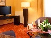 Komfort Suite, Quelle: (c) Vital Hotel Das Thermenhotel