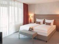 Komfort Suite, Quelle: (c) Dorint Hotel Augsburg an Der Kongresshalle