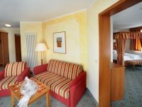 Komfort-Suite mit Whirlpool, Quelle: (c) Hotel Kloster Nimbschen