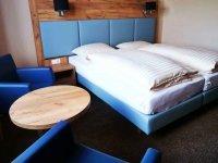 Komfortables Doppelzimmer, Quelle: (c) Nordseehotel Wilhelmshaven