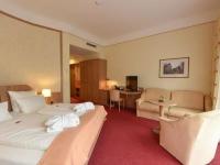 Komfortzimmer zur Einzelnutzung, Quelle: (c) Hotel am Vitalpark