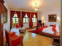 Kurfürsten-Suite im Burgkeller, Quelle: (c) Hotel Burgkeller