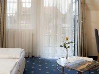 Landgutzimmer mit Terrasse/Balkon, Quelle: (c) Hotel Althof RETZ