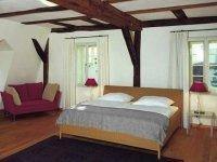 Landhaus Doppelzimmer in der Poststation , Quelle: (c) Hotel Kloster Haydau