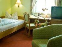 Landhaus-Einzelzimmer, Quelle: (c) Hammermühle Hotel & Gesundheitsresort