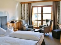 Landhauszimmer alpin zur Einzelnutzung, Quelle: (c) Parkhotel am Soier See
