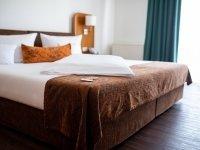 Landhotel Doppelzimmer, Quelle: (c) Landhotel Rügheim