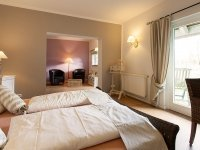 Suite Lavender Garden Room, Quelle: (c) Landhotel Rosenduft