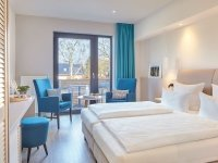 Lieblingszimmer Landblick, Quelle: (c) Hotel Strandkind GmbH
