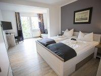 LOFT Doppelzimmer, Quelle: (c) DAS Loft Hotel Willingen