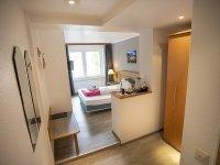 LOFT Einzelzimmer, Quelle: (c) DAS Loft Hotel Willingen