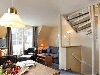 Maisonette-Studio, Quelle: (c) Lindner Strand Hotel Windrose