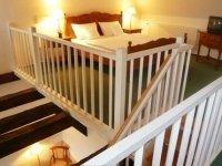 Maisonettezimmer zur Einzelnutzung, Quelle: (c) Hotel Schloss Spyker