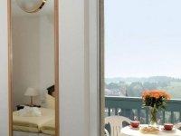 Panorama-Suite mit Balkon, Quelle: (c) Werrapark Resort Hotel Frankenblick