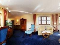 Panoramasuite, Quelle: (c) Hotel Parkschlössl zu Thyrnau
