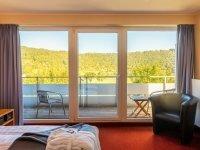 Panoramazimmer zur Alleinnutzung, Quelle: (c) Landhotel Maarium