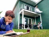 Premiumhaus mit 4 Personen, Quelle: (c) Ostsee Resort Dampland