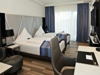 Privilege-Zimmer, Quelle: (c) Mercure Hotel Kaiserhof Frankfurt City Center