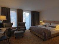 Queen-Size Zimmer, Quelle: (c) Hotel Stadtpalais