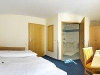 Rollstuhlgerechtes Zimmer, Quelle: (c) Hotel Waldmühle