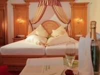 Romantik-Junior-Suite mit Balkon, Quelle: (c) Wellness-und Landhotel Prinz- Romantik & Wellness