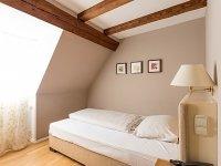 Romantik Standard Doppelzimmer, Quelle: (c) Hotel Schloss Heinsheim