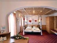 Romantikzimmer, Quelle: (c) AKZENT Hotel Alte Linde Wieling