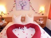 """Romantikzimmer  """"Comfort"""", Quelle: (c) Sonnenhof"""