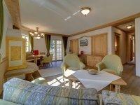 Royal-Suite, Quelle: (c) Hotel Parkschlössl zu Thyrnau