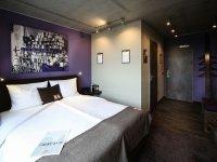 S-Lifestyle Doppelzimmer, Quelle: (c) Altes Stahlwerk Business & Lifestyle Hotel