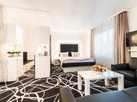 Superior Suite, Quelle: (c) Bäder Park Hotel   Sieben Welten Therme & Spa Resort