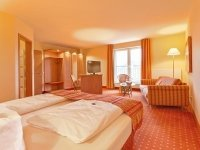 Sleep-Loft Doppelzimmer, Quelle: (c) Vitalis Greetsiel