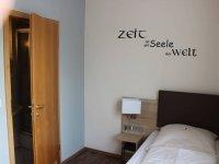 """Einzelzimmer """"Sonja"""", Quelle: (c) Hotel Dreimädelhaus"""
