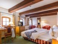 Standard Doppelzimmer, Quelle: (c) Romantik Hotel Reichshof