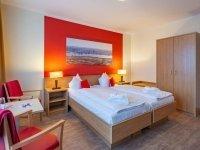 Standard Doppelzimmer, Quelle: (c) Das Hotel an der Stadthalle