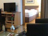 Standard Doppelzimmer, Quelle: (c) Residenz Hotel Am Festspielhaus