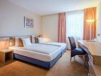 Standard Doppelzimmer, Quelle: (c) Best Western Macrander Hotel Frankfurt/Kaiserlei