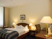 Standard-Doppelzimmer, Quelle: (c) Schlosshotel Schkopau
