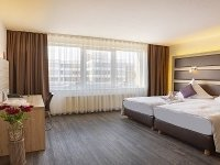 Standard Doppelzimmer, Quelle: (c) Michel Hotel Rüsselsheim Frankfurt Airport
