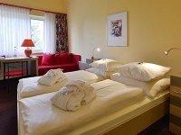 Standard Doppelzimmer, Quelle: (c) Michel & Friends Hotel Lüneburger Heide