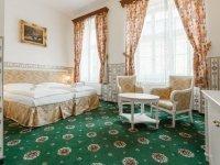 Standard Doppelzimmer, Quelle: (c) Hotel Klarinn - Avelo s.r.o.