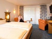 Doppelzimmer Standard Plus Elztal, Quelle: (c) Schwarzwald-Hotel Silberkönig Ringhotel Bleibach