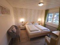 Standard-Doppelzimmer ohne Balkon: DZ, Quelle: (c) Hotel Grüner Baum