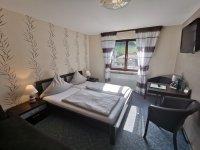 Standard-Doppelzimmer ohne Balkon: EZ , Quelle: (c) Hotel Grüner Baum